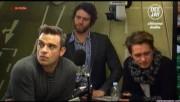 Take That à la radio DJ Italie 23/11-2010 544d85110834445