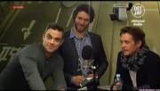 Take That à la radio DJ Italie 23/11-2010 834282110832302