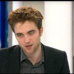 Interview et caps de Robert Pattinson au JT de 20h de France 2 3da2fd130403317