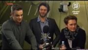 Take That à la radio DJ Italie 23/11-2010 545520110833094