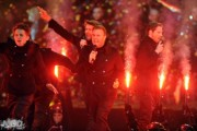 Take That au Brits Awards 14 et 15-02-2011 9d432c119744765