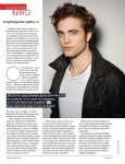 Interview de Robert Pattinson pour Vogue Magazine (Russie) 08f579126382096