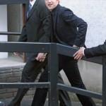 """Robert Pattinson arrivant au studio du """"the Graham Norton Show"""" à Londres  Ec9335130773274"""
