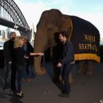 Conférence de Presse WFE à Sydney - 6 mai 2011  3e62df131052905