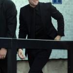 """Robert Pattinson arrivant au studio du """"the Graham Norton Show"""" à Londres  24b39c130773589"""