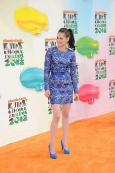 Kids' Choice Awards 2012 75de04182610325