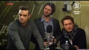 Take That à la radio DJ Italie 23/11-2010 5c6690110832574