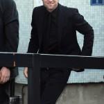 """Robert Pattinson arrivant au studio du """"the Graham Norton Show"""" à Londres  21a280130773763"""