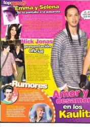 [Scans/Espagne/Février 2012]- Topmusic n°132/2012 3b2d9e174359412