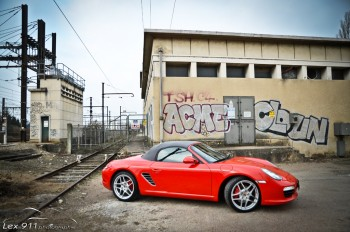 [Séance Photos] Boxster S phase II rouge indien 365406174409131