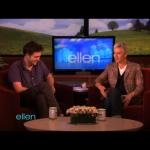 Rob @ The Ellen Show - 20 Avril 2011 9aa90d128833965
