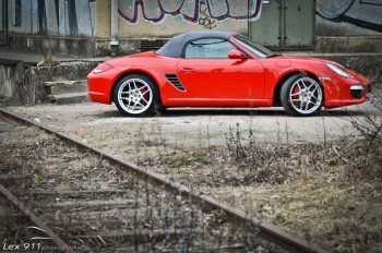 [Séance Photos] Boxster S phase II rouge indien 69dbc9174408931