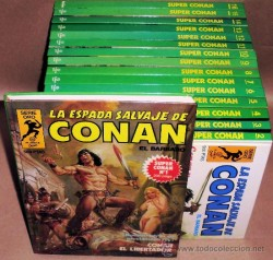 Comics Conan Ef0886202574512