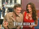 "Teaser Entertainment Tonight ""Behind the scenes Water for Elephants"" (vidéo) 90ea1e119702046"