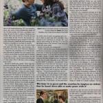 [PRESS SCAN]Robert Pattinson dans Daily Telegraph (UK) E2be50128211344