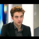 Interview et caps de Robert Pattinson au JT de 20h de France 2 4140aa130403832