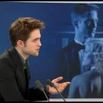 Interview et caps de Robert Pattinson au JT de 20h de France 2 43ce3d130403686