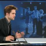 Interview et caps de Robert Pattinson au JT de 20h de France 2 A2aeb4130403922