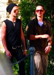 [Vie privée] 16.07.2011 Los Angeles - Bill & Tom Kaulitz 6dc8e9141089967