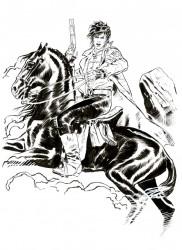 Archivio immagini di Brendon realizzate per le fiere del fumetto B1f304191792406