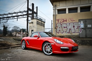 [Séance Photos] Boxster S phase II rouge indien B693ee174409079