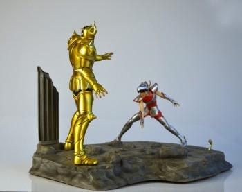 [Piziitoys] Diorama Seiya VS Aldébaran 698fda168318760