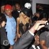 "Rihanna quitte le club ""Greystone"" à Los Angeles. E92763173465570"