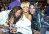 Rihanna assiste à un match de basket à Los Angeles. E0195e172975407