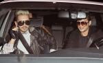 [Vie privée] 12.09.2011 Los Angeles - Bill & Tom Kaulitz au Katsuya restaurant à Hollywood 95b2b3149356557