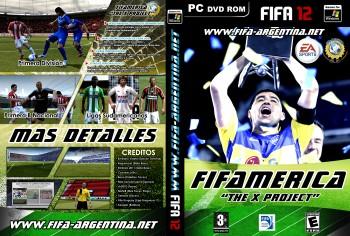 X Project 1 Fifa - Argentina 071d7c192670893