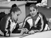 Amitié entre les gymnastes 8c5fb3176186345