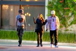 [Vie privée] 13.03.2012 Los Angeles - Bill & Tom Kaulitz et Ria  Fa2311194088635