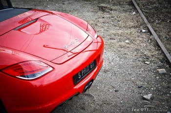 [Séance Photos] Boxster S phase II rouge indien 07a98e174409211