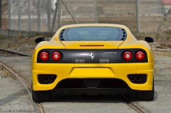 [Séance Photos] Ferrari Challenge Stradale 62077d179079856