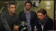 Take That à la radio DJ Italie 23/11-2010 671a69110834212