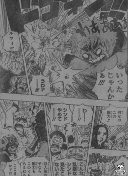 One Piece Manga 665 Spoiler Pics 171f19187213029