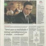 Interview de Robert Pattinson dans Diaro de Noticias C3c4f4192839357