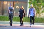 [Vie privée] 13.03.2012 Los Angeles - Bill & Tom Kaulitz et Ria  6222f7194084020