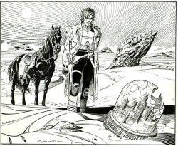 Archivio immagini di Brendon realizzate per le fiere del fumetto 372d84191792416