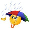 **La Prova Del 5**Del 19/06/2014 Emoticon-con-l-ombrello-20867703