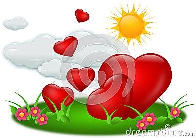 Donde estas corazón. Corazones-en-hierba-37153763