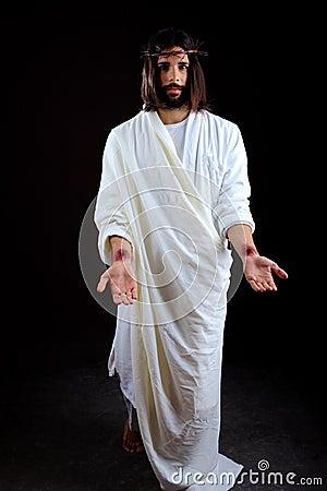Résurrection de Jésus n'est pas un miracle Le-j%C3%A9sus-christ-ressuscit%C3%A9-atteignant-%C3%A0-l-ext%C3%A9rieur-29512998