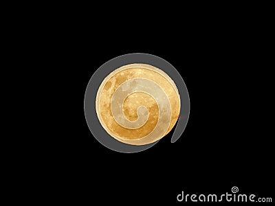 POEMAS SIDERALES ( Sol, Luna, Estrellas, Tierra, Naturaleza, Galaxias...) - Página 15 Luna-amarilla-969824