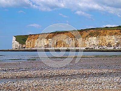 Falaises anglaises Plage-blanche-de-falaise-22331295
