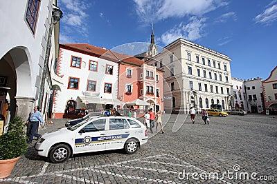 Skoda au service de la police - Page 3 Pol%C3%ADcia-checa-skoda-fabia-13042900