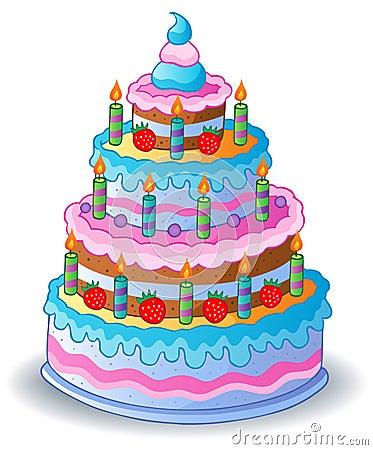 FELIZ CUMPLEAÑOS DUMDON!!!!! Torta-de-cumpleaos-adornada-1-23738045