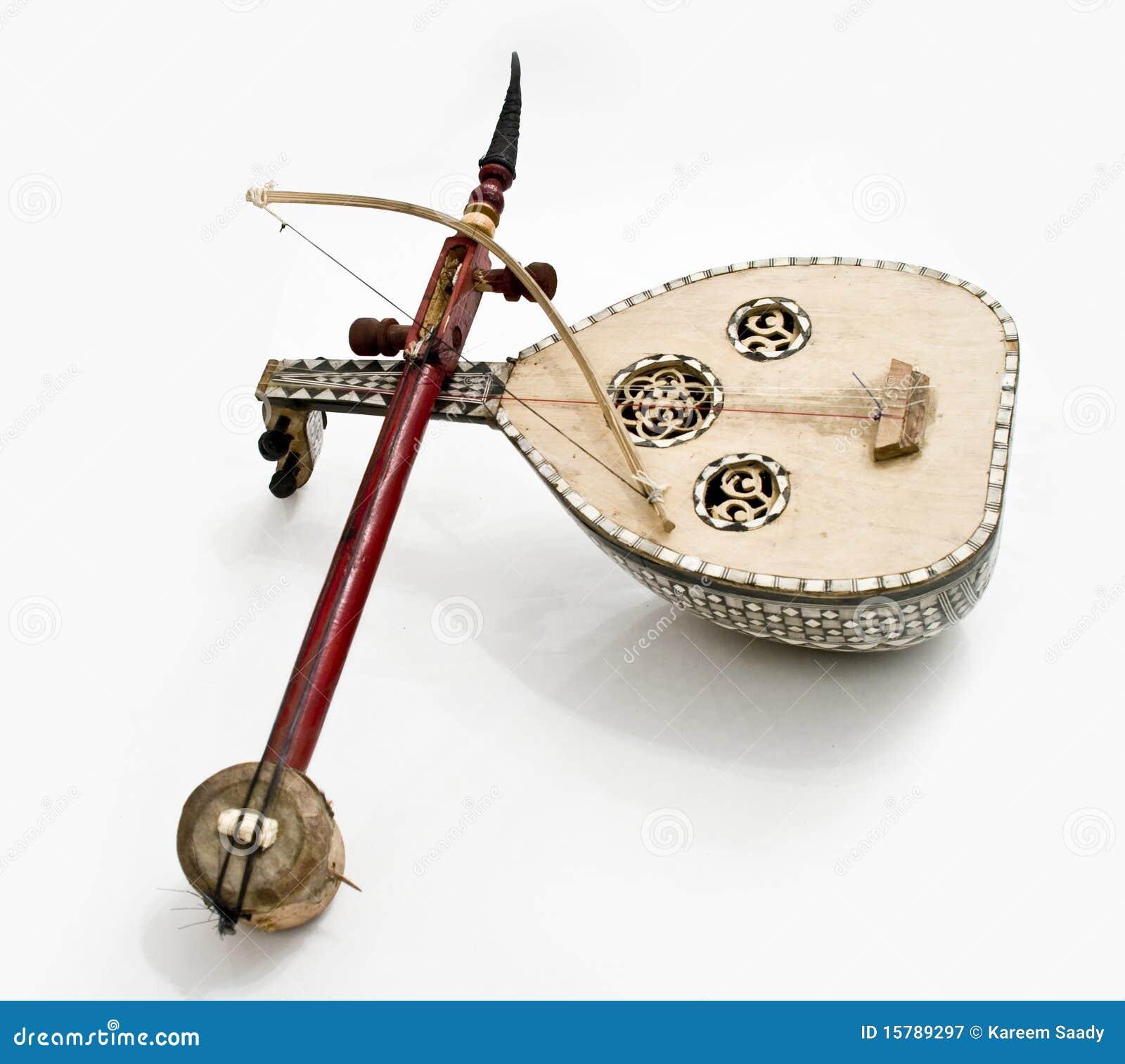 Stari muzicki instrumenti Arabian-instruments-15789297