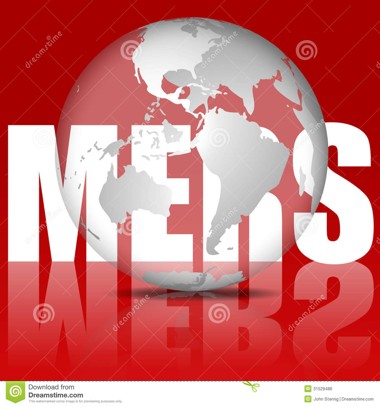 BUSTED!!! South Korea MERS EMERGED Out Of the PENTAGON's BIOWARFARE Labs Mers-virus-illustration-globe-middle-east-respiratory-syndrome-coronavirus-31529486