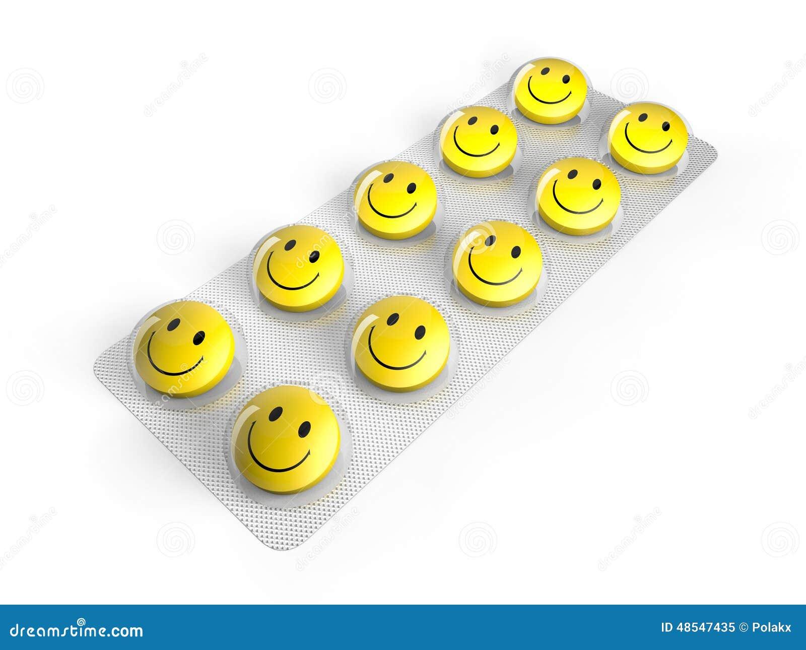 Chris Abbott, Del 2 - Sida 5 Smiley-face-pills-blister-white-background-48547435