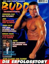 Жан-Клод Ван Дамм (Jean-Claude Van Damme)- сканы из разных журналов Cine-News 240cfb608424823